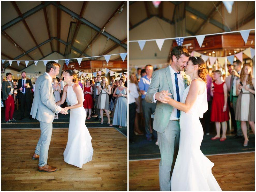 Hayling Island Sailing Club wedding