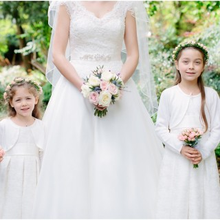 sweet-flower-girl-bouquets-pink-roses