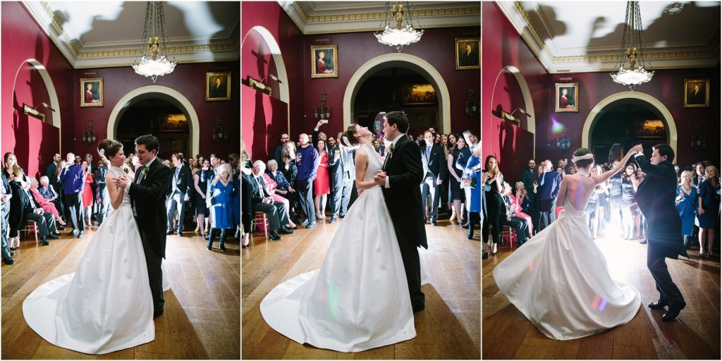 First dance at Goodwood House
