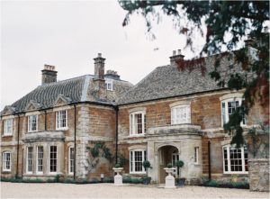 Thorpe Manor luxury wedding venue Oxfordshire
