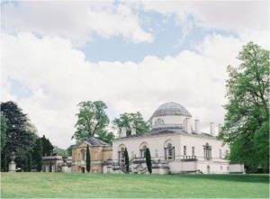 Chiswick House west London wedding venue