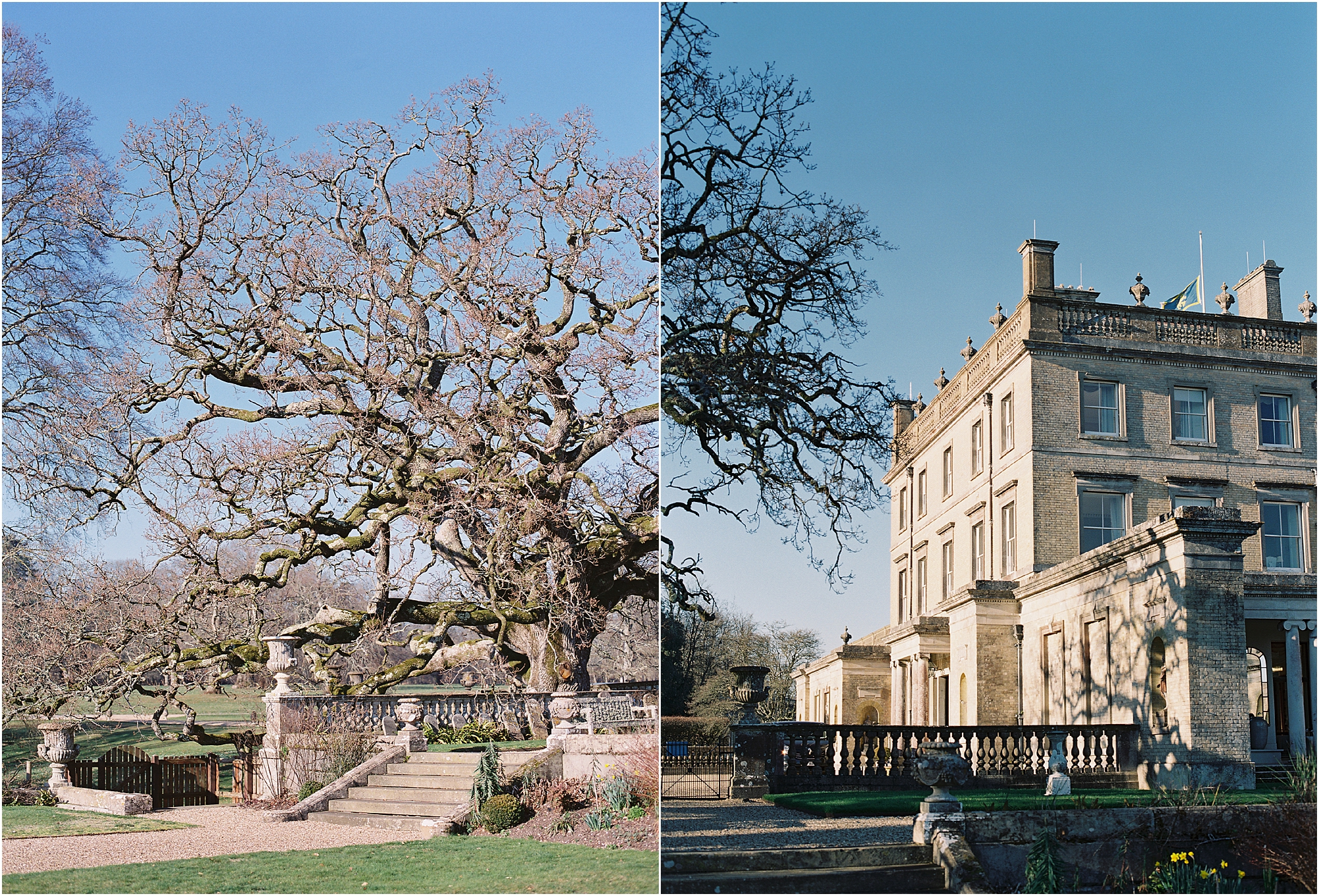 High end exclusive wedding venue Somerley House Hampshire