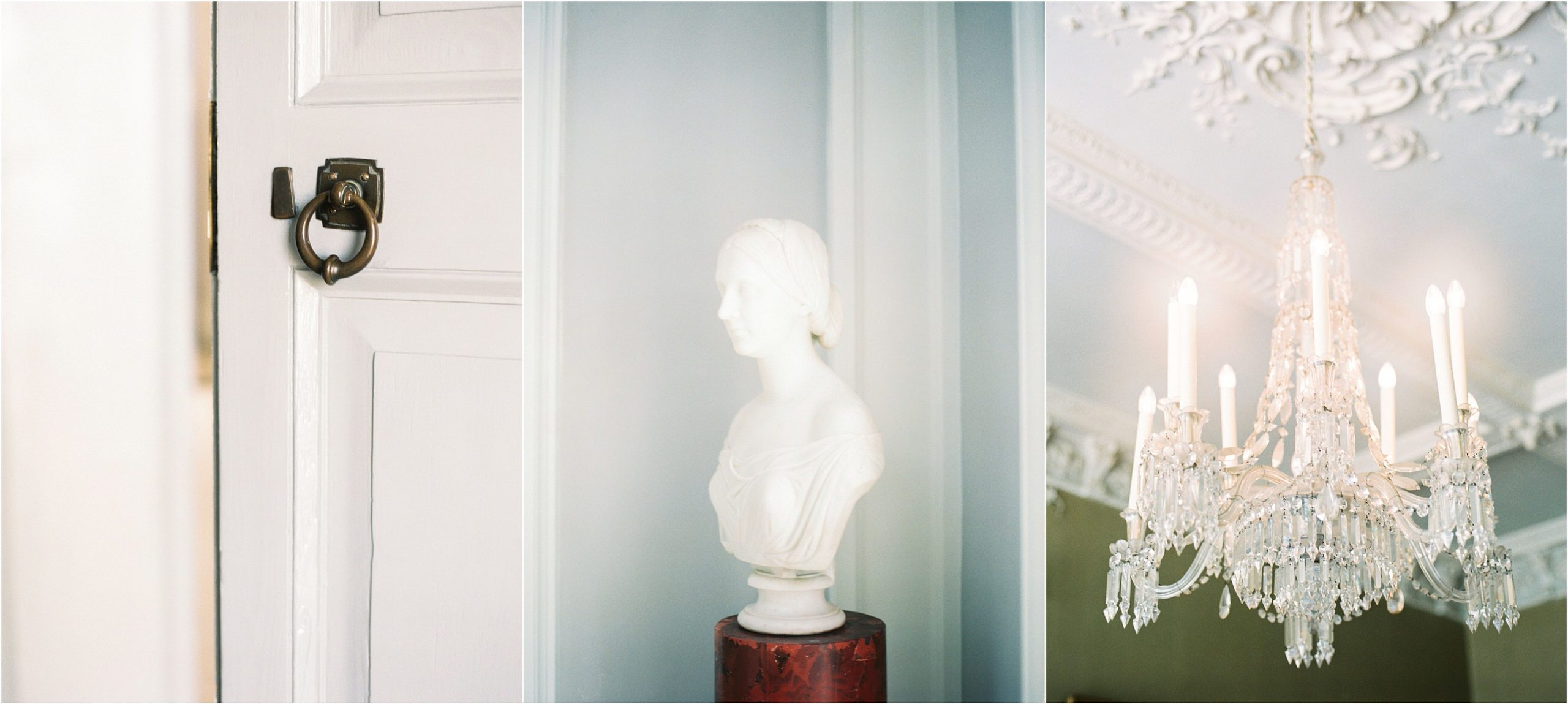 Statues at Came House